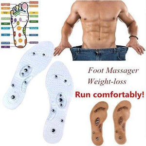 Acupressure Health & Slimming Insoles - Everlyfave