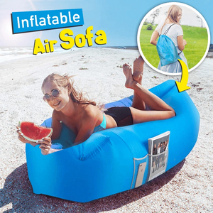 Inflatable Lounger Air Sofa - Everlyfave