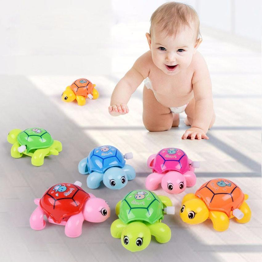 Cute Turtles  Baby Crawling Toys - Everlyfave