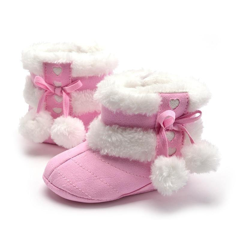 Cute Snow Baby Boots - Everlyfave