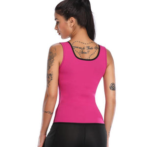 Neoprene Body Shaper Slimming Vest - Everlyfave