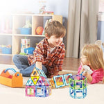 Magical Magnetic Building Blocks - Everlyfave