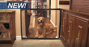 Ultimate Portable Dog Gate - Everlyfave