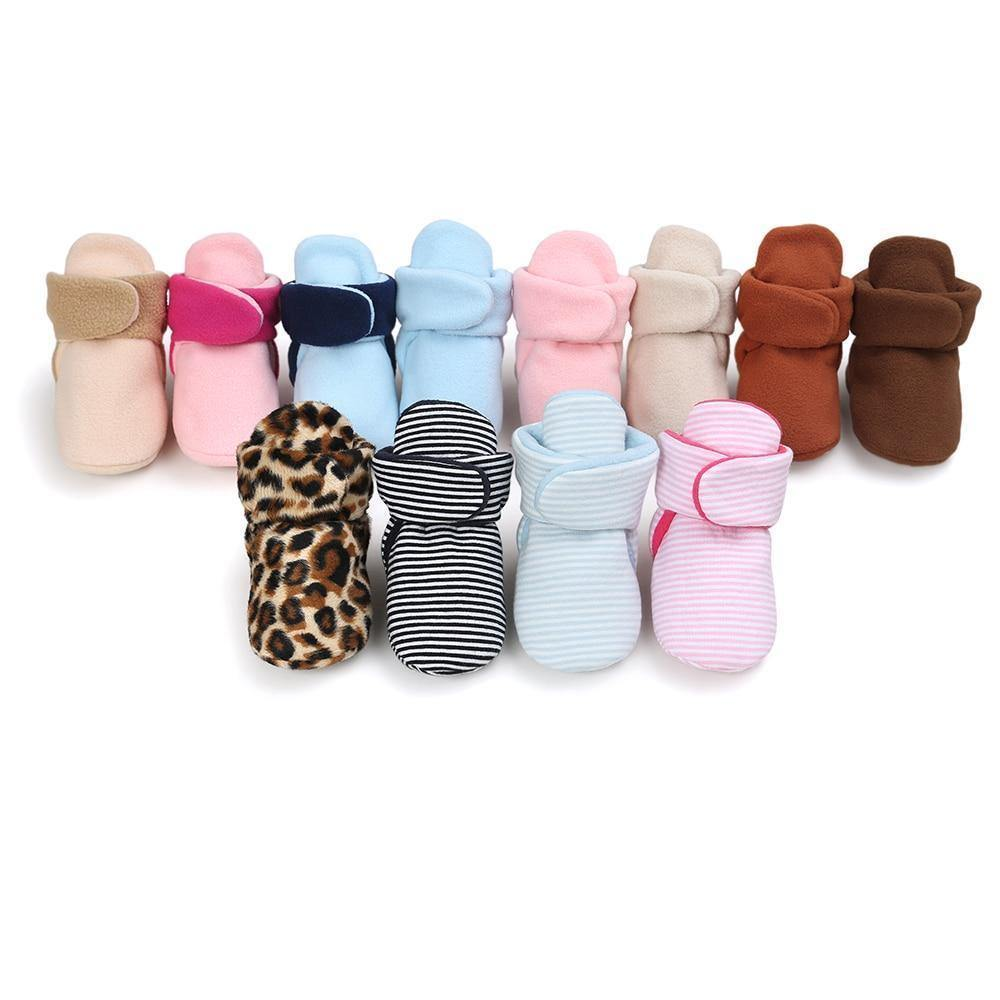 Soft Baby Booties - Everlyfave