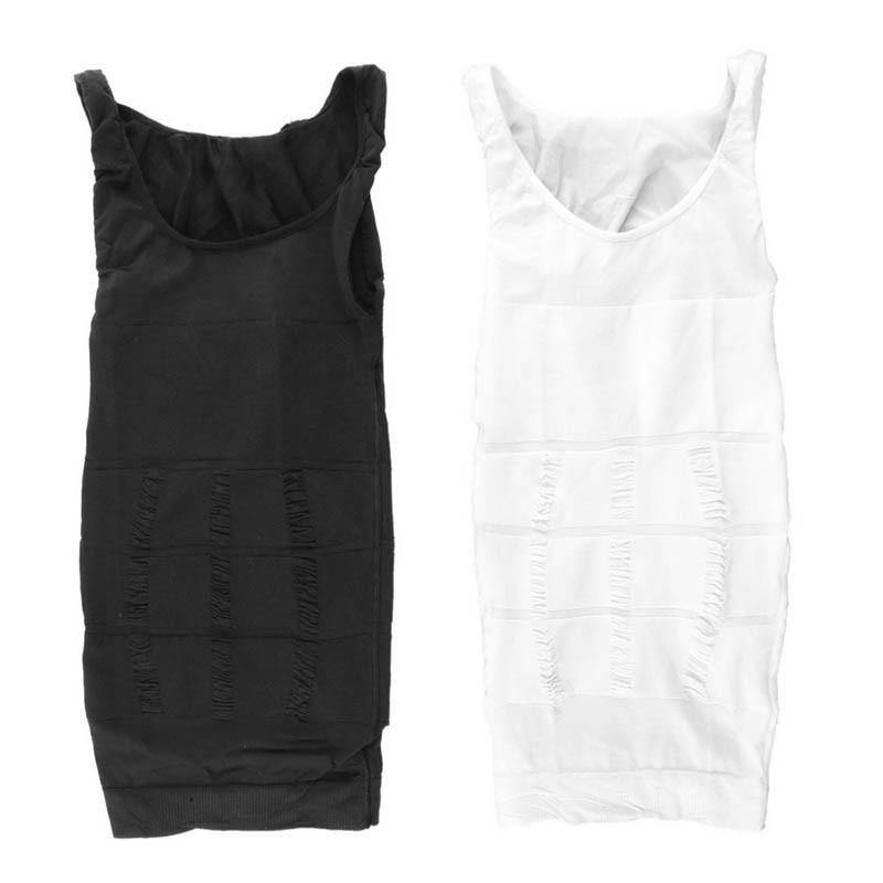 Men Slimming Body Shaper Vest - Everlyfave