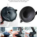 2 in 1 Phone Wireless Charger Gravity Car Mount - Everlyfave