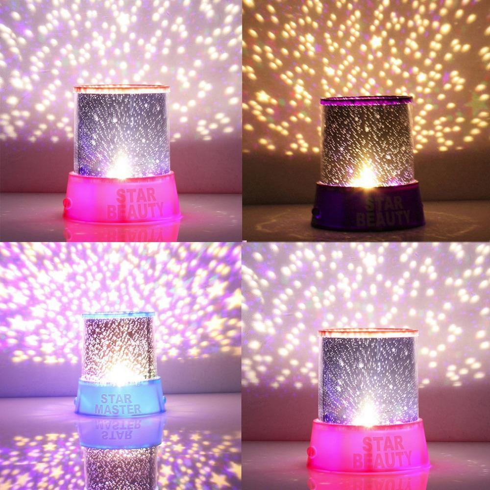 Starry Sky Night Projector - Everlyfave