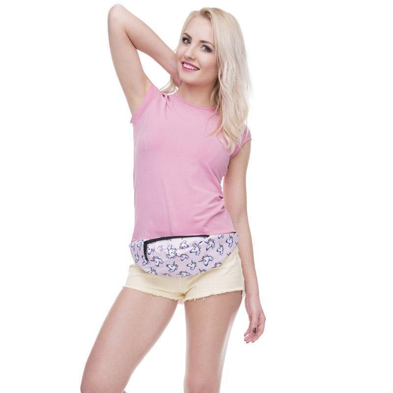 Fashion 3D Unicorn Waist Pack - Everlyfave