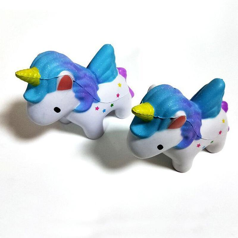Unicorn Squishy Toy - Everlyfave
