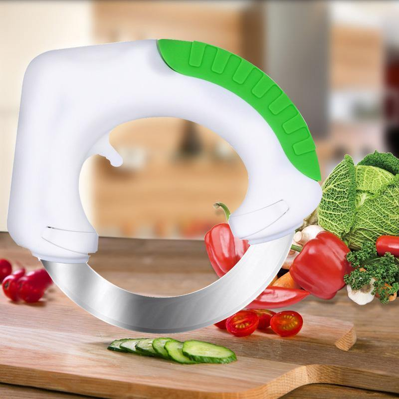 Handy Stainless Steel Vegetable Chopper - Everlyfave