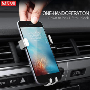 Gravity Car Phone Holder for Smartphone - Everlyfave