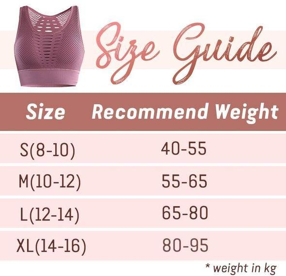 Breathable Instant Lift Bra - Everlyfave