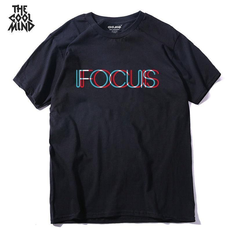 """FOCUS"" T-Shirt - Everlyfave"