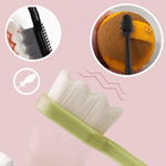 Ultra-Soft Bristle Comfy Toothbrush (2pcs) - Imoost