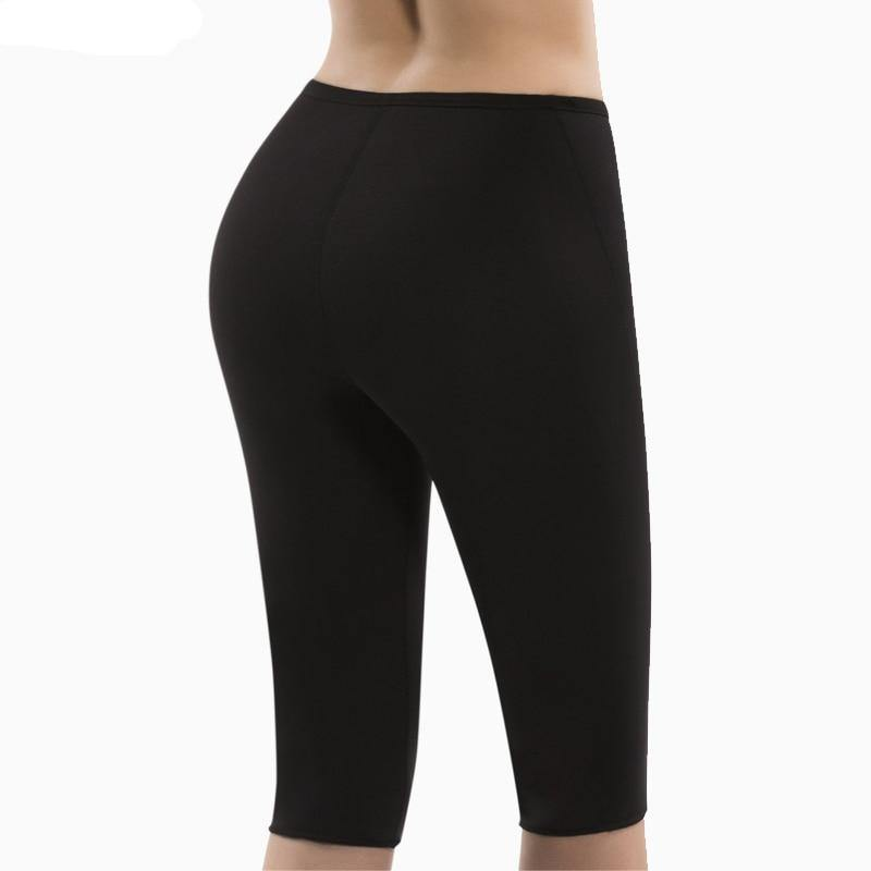 Neoprene Body Shaper Slimming Pants - Everlyfave