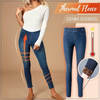 Everlyfave™ Fleece Denim Jeggings