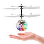Transparent UFO Heli Ball - Everlyfave