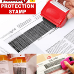 Protection Roller Stamp