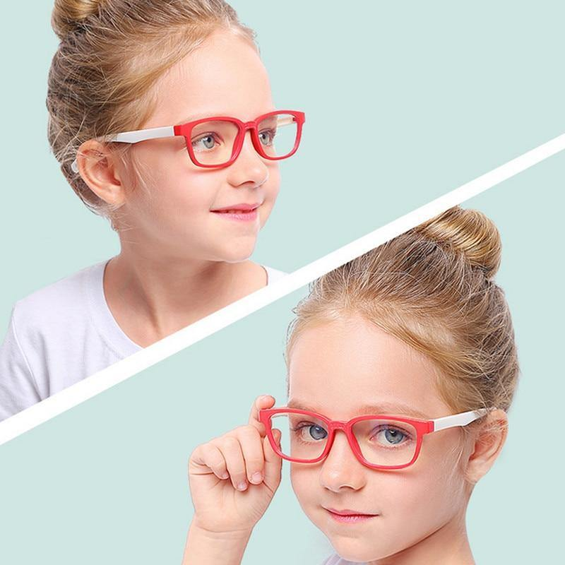 iBlock™ Anti-Blue Light Kids Glasses - Everlyfave
