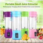 Blendgo - Portable Bottle Blender - Everlyfave
