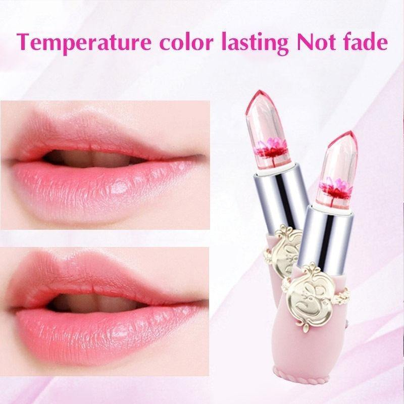 Color Changing Flower Lipstick - Everlyfave