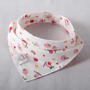 Cartoon Character Triangle Baby Bibs - Everlyfave