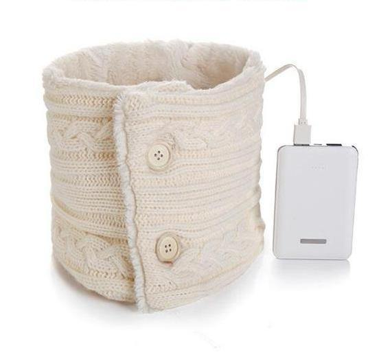 Comfy USB Heated Charging Scarf - Everlyfave