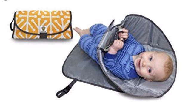 Innovative Baby Chaging Pad - Everlyfave