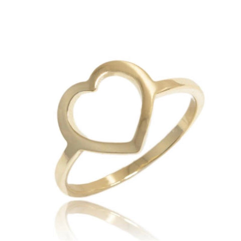 Heart Dainty Ring