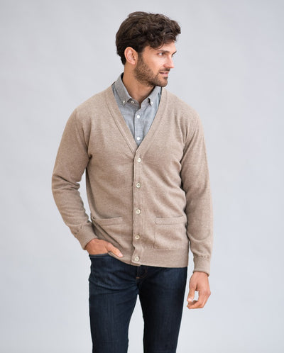William Lockie Gordon cardigan in Geelong