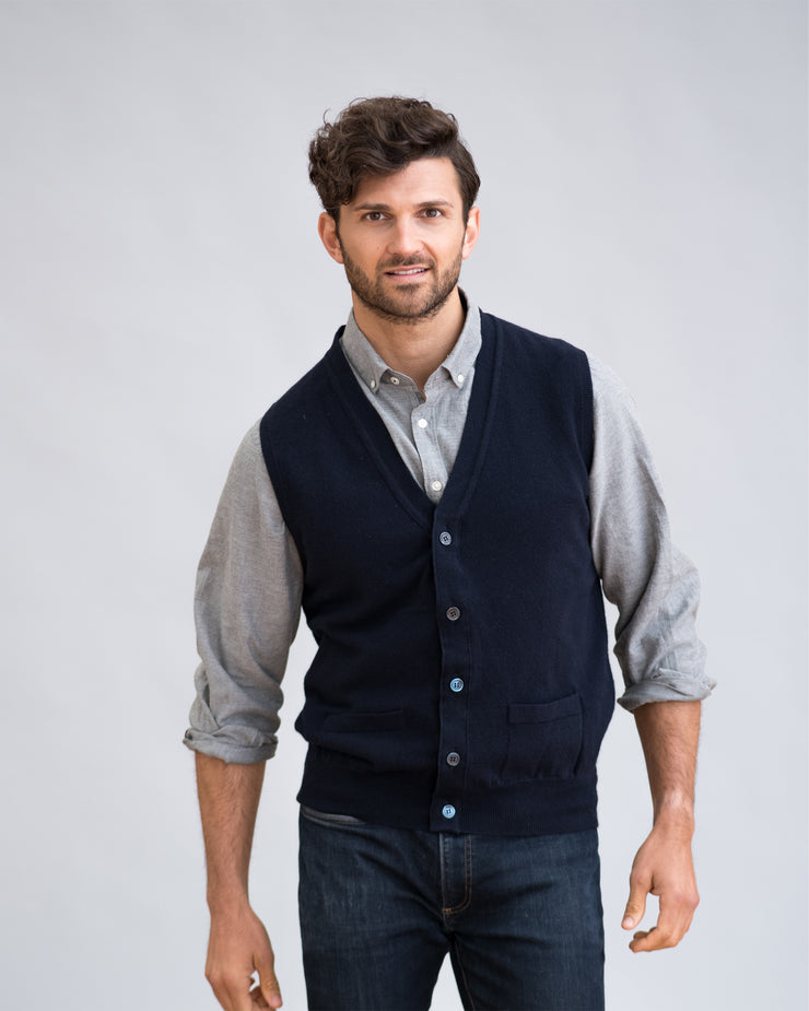 William Lockie Gordon Waistcoat in Geelong