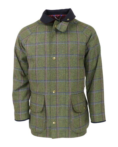 Men's Chrysalis Chiltern Field Coat in Navy
