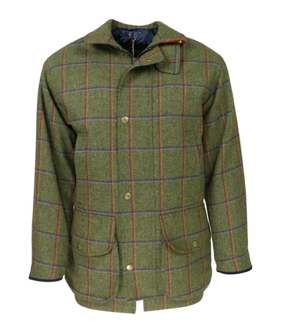 Men's Chrysalis Chiltern Field Coat in Spice