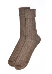 William Lockie Mens Cashmere Sock Size 1