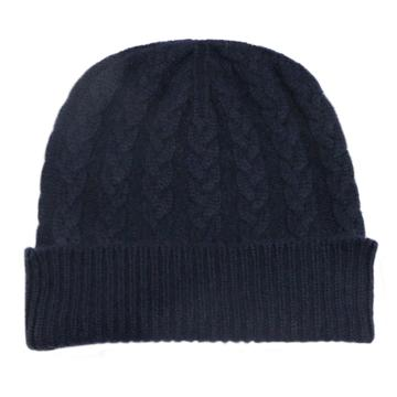 William Lockie Cashmere Cable Hat