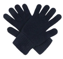 William Lockie Cashmere Plain Gloves