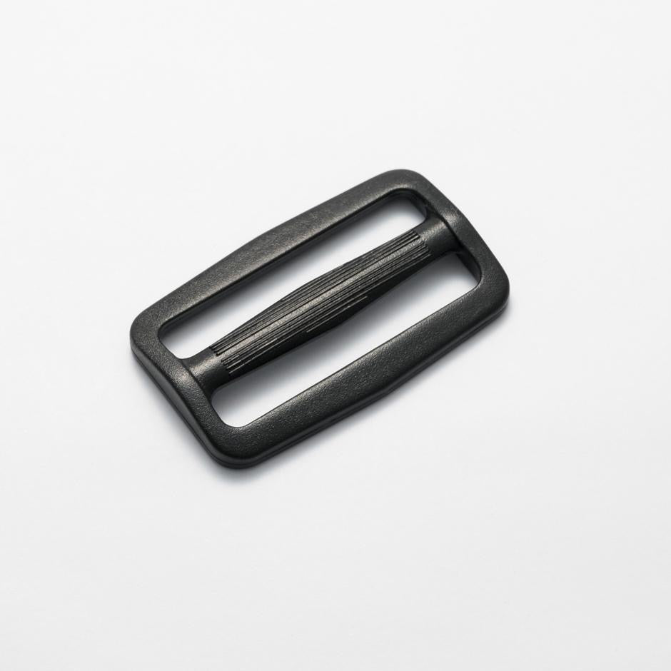 Delrin 3 Bar Slide Buckle n Sizes 20mm or 25mm.  Sold Per 2