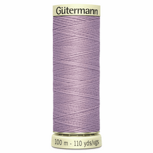 Gutterman sew all thread  Browns, Pink, Lilacs, reds