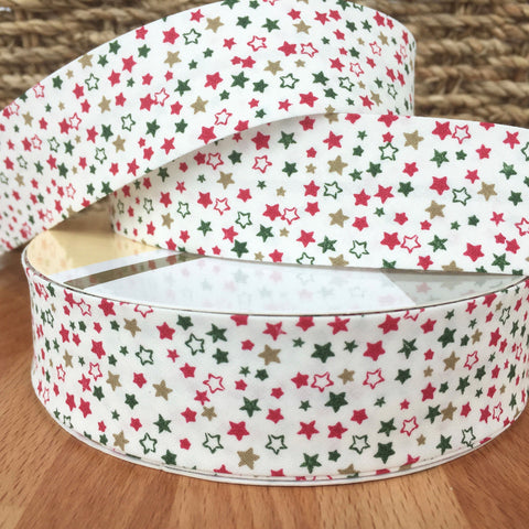 37mm wide folded per metre BLANKET RIBBON//binding satin prefolded 75mm wide