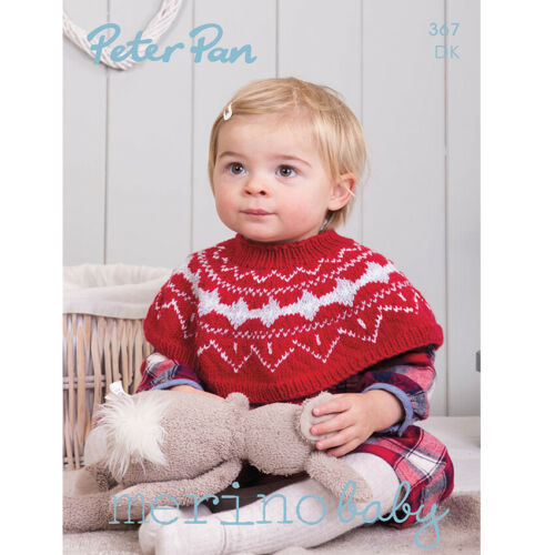 peter pan merino baby pattern 367