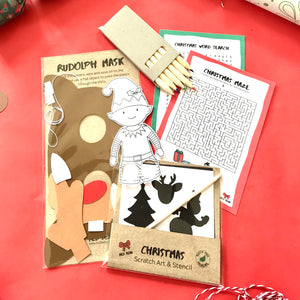 Eco Christmas stocking fillers for kids