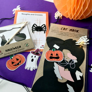 Halloween kids craft kit