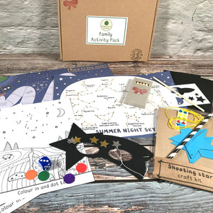 Holiday let stargazing pack | Wholesale
