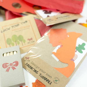 Woodland activity pack