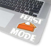 Load image into Gallery viewer, Feast Mode Kiss-Cut Stickers