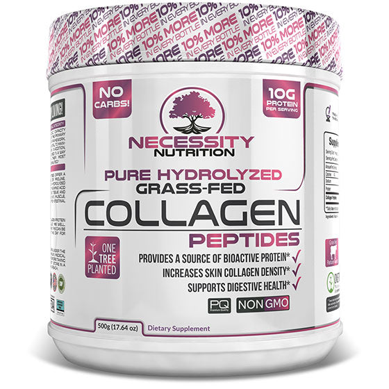 Pure Hydrolyzed Collagen