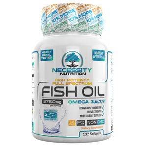 High Potency Fish Oil Omega 3