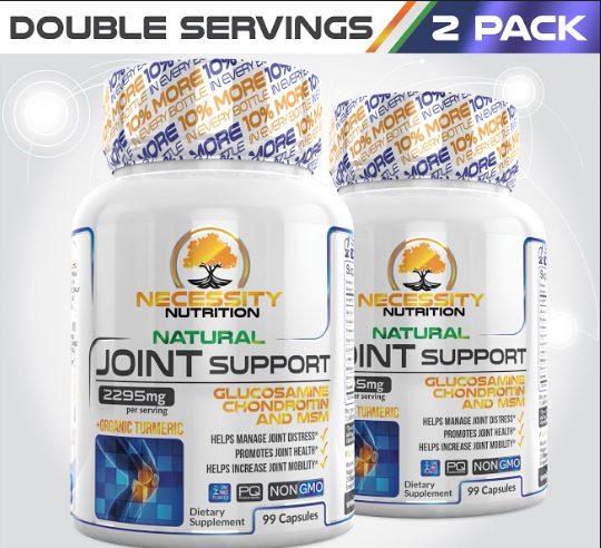 2X Natural Joint Support