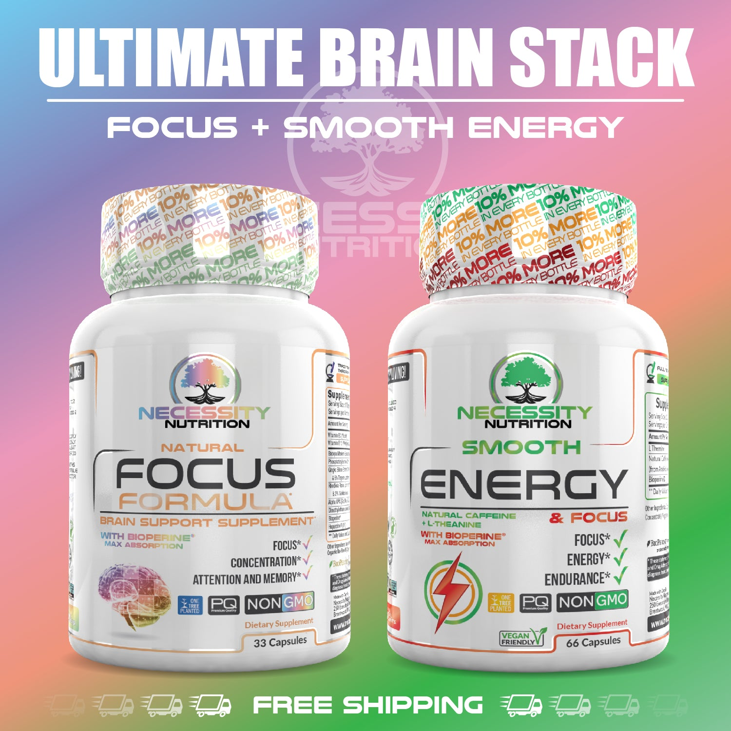 Ultimate Brain Stack Kit