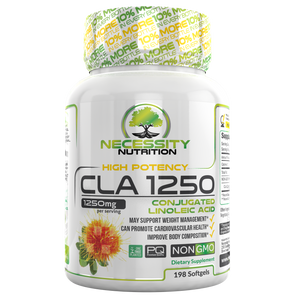 CLA 1250mg - 198ct